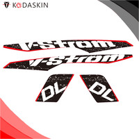 KODASKIN Motorcycle body sticker 2D Decal Emblem Decal Stickers for SUZUKI DL250