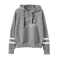 LIMITED EDITION: BTS Personalized Signature Pullover Hoodie