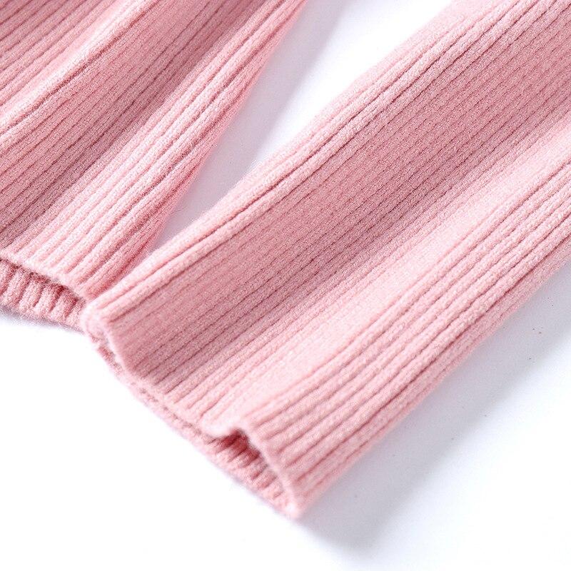 Winter autumn turtleneck Black Sweater Women Skinny Elastic Knitted Soft Pullover Sweater female 19 korean fashion Pullovers 5