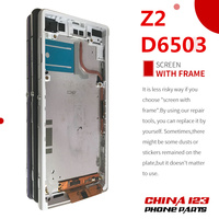 3G Version Original 5 2 LCD For SONY Xperia Z2 Display Touch Screen Digitizer For SONY