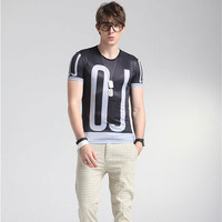 Hot Sale New 2016 Tee Shirt Homme Graphic T Shirt Extended T Shirt Justin Bieber Clothes
