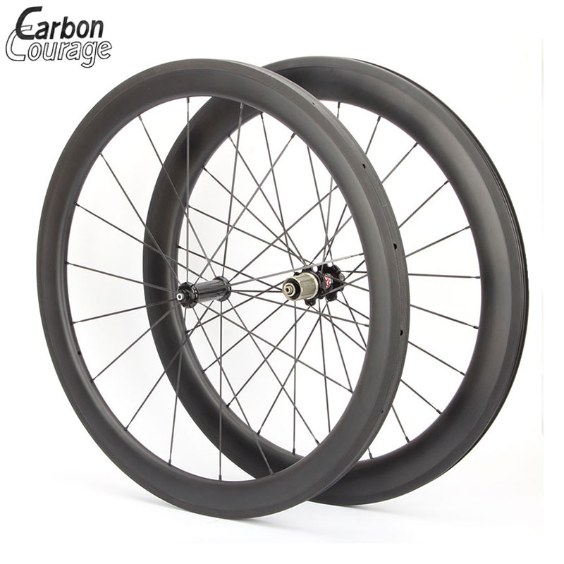 650C Carbon Wheels 50mm Clincher Chinese Carbon Wheels 23mm Wide 650C Wheel Carbon Rim Road Bicycle Wheels Novatec Powerday Hubs far sports carbon wheels 50mm clincher 23mm wide with novatec hub and sapim spokes novatec carbon wheels fsc50cm 23 700c