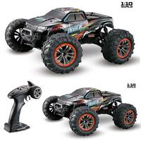 High Quality RC Car 9125 RC Car 46km/H Fast Speed Off Road Car 1:10 Brushed 4WD Vehicle Buggy Electronic Toy For Boys 2019