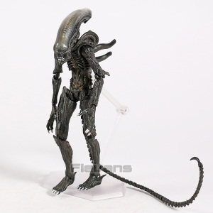 Image 3 - Takayuki Takeya Figma SP 108 Alien/SP 109 Predator 2 PVC Action Figure Da Collezione Model Toy