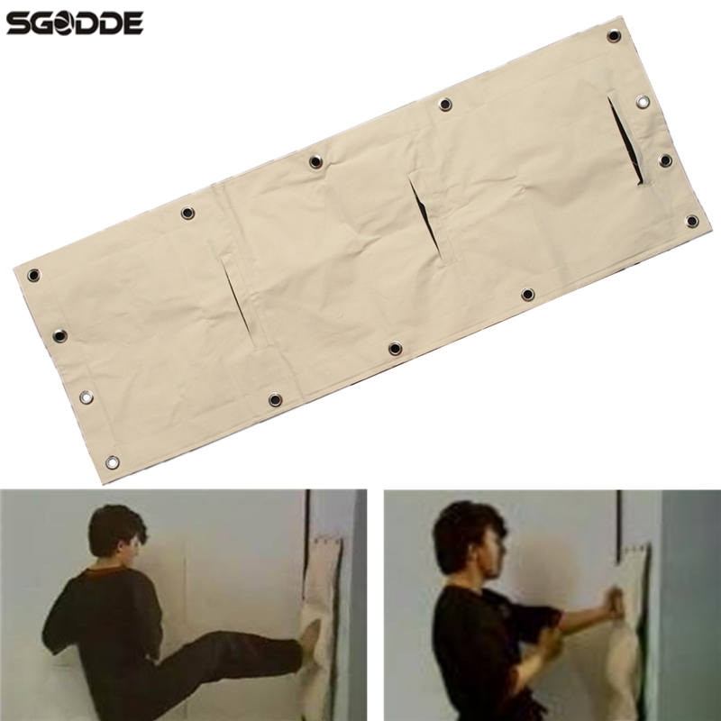 New Arrival Wing Chun Wall Bag 109x38 5cm 3 Sections Punch