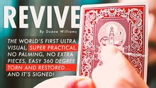 Revive by Duane Williams,Magic Tricks футболка print bar duane wade