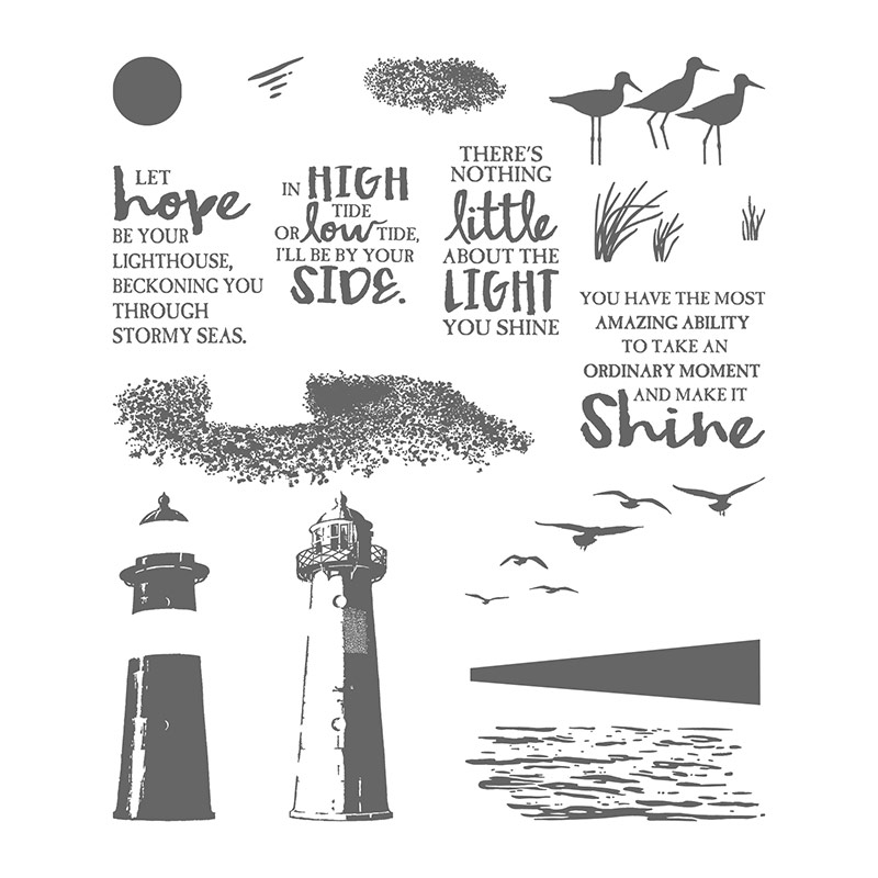 Lighthouse Transparent Clear Silicone Stamp/Seal for DIY scrapbooking/photo album Decorative clear stamp sheets lovely elements transparent clear silicone stamp seal for diy scrapbooking photo album decorative clear stamp sheets