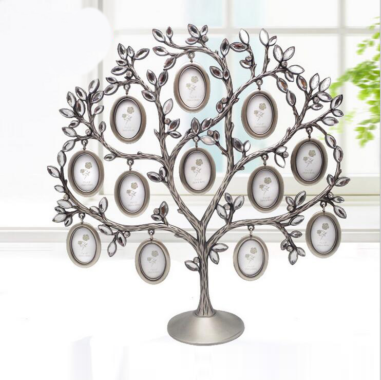 Aliexpress.com : Buy 2015 Luxurious Family Tree Metal