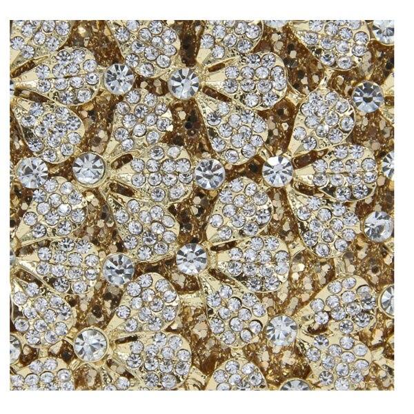 Épaule Métal Or La Fête Main Xiyuan Diamants Pour Mariage De Soirée Bal Messenger À D'embrayage Perlée Chaîne Sac Sacs 1BFwt0Uwq