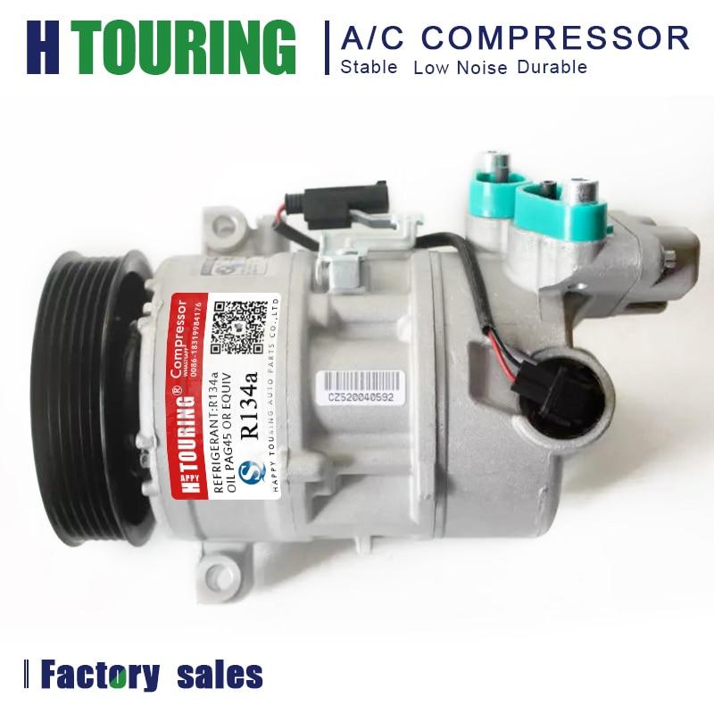 Para bmw e90 compressor BMW 3 E90 CSE613C E91 64509145351 64509156821 64526915380 64529182793