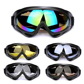 2016 New X400 100 UVA UVB Protection Men Women Outdoor Sport Windproof Glasses Ski font b