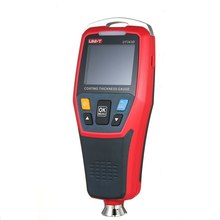USB Communication Thickness Gauge Car Paint Coating Thickness Gauge  Thickness Gauges For Auto Coating Refinishing Meter UT343D 6 200um aaron ink scrape wire bar coating ink wire bar for wet film coating thickness test