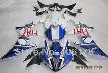 Лидер продаж, индивидуальные Yzf 1000 R1 04-06 Обтекатели для Yamaha Yzf R1 2004-2006 гоночного велосипеда нового FIAT наборы тела (литья под давлением)