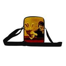 3 2015 New Fashion Brand Design Men Messenger Bags Cool Elvis Presley Bag Boys Cross Body Bag Casual Mens Travel Shoulder Bags