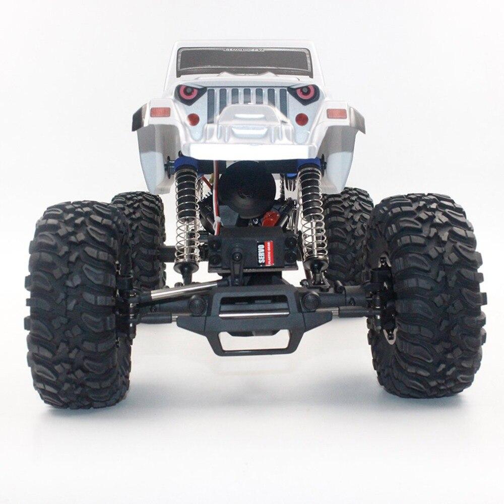 1/10 2.4 GHz RC Voiture Hors route Camion voiture électrique hors route RTR Automatique véhicules en jouets De Voiture pour Enfants Cadeau
