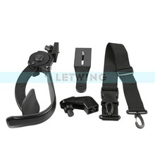 Free Shipping Professional New Video Capture Stabilizer Bracket Shoulder Rigs For Any DV DSLR HD Digital Camera Camcorder