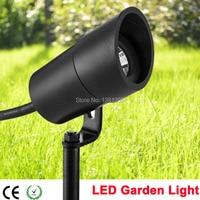 Outdoor Waterproof LED Garden Spot Light 12V 3W COB IP67 Garden Grondspots Spike Lawn Light Lamp Tree Flood Landscape Lighting