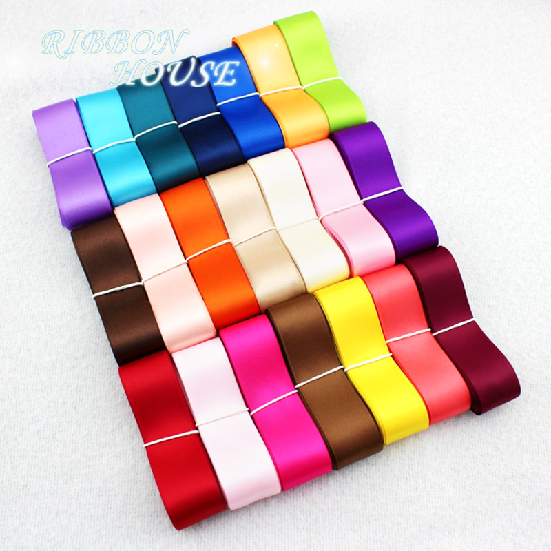 20 Meters High : Meters lot mm high quality double face satin ribbon