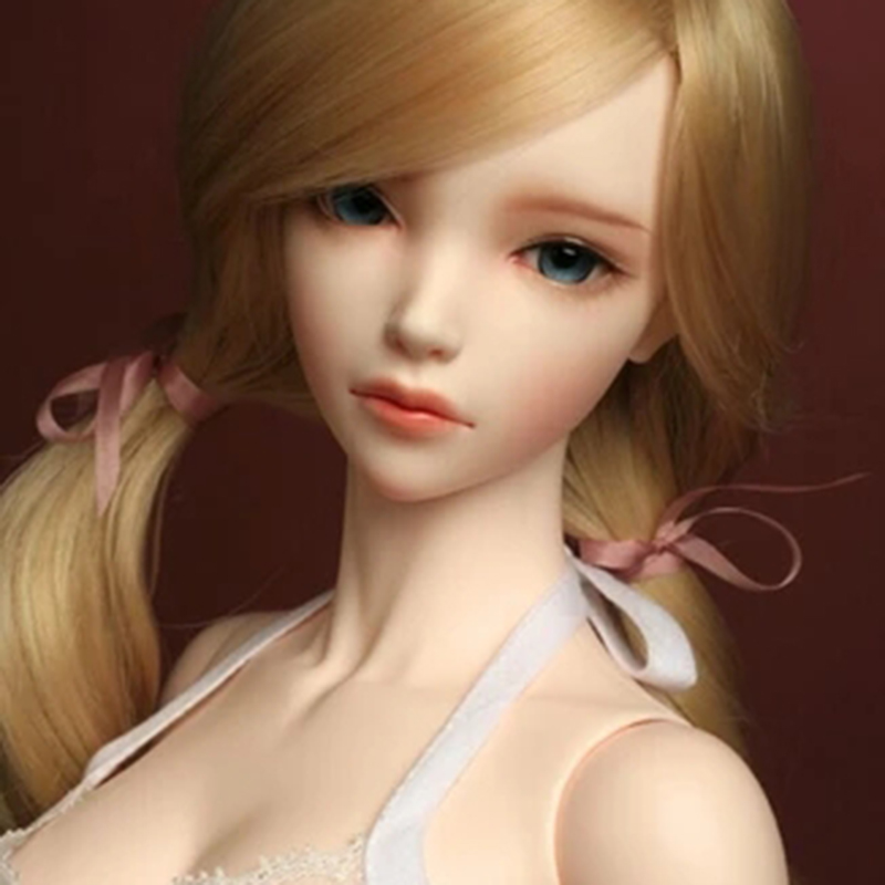 New Arrival 1/3 BJD Doll BJD/SD Europe Style Sexy Maid Cheries Resin Joint Doll For Baby Girl Gift With Eyes кукла bjd dc doll chateau 6 bjd sd doll zora soom volks