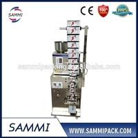 3 em 1 Automática Açúcar  Grânulo  Tempero de Pesagem Máquina De Enchimento com Cimento