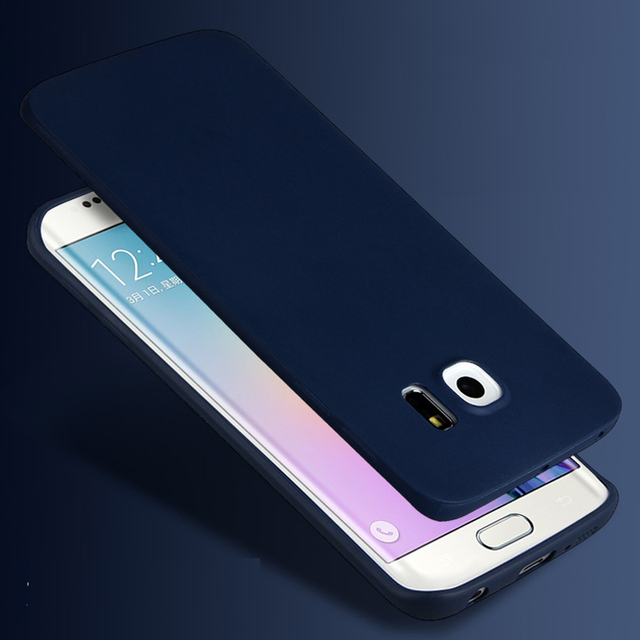 us $1 49 25% off capssicum s6 tpu soft case for samsung galaxy s6 s6 edge cases matte thin back cover fashion elegant in fitted cases from cellphonescapssicum s6 tpu soft case for samsung galaxy s6 s6 edge cases matte thin back cover fashion elegant