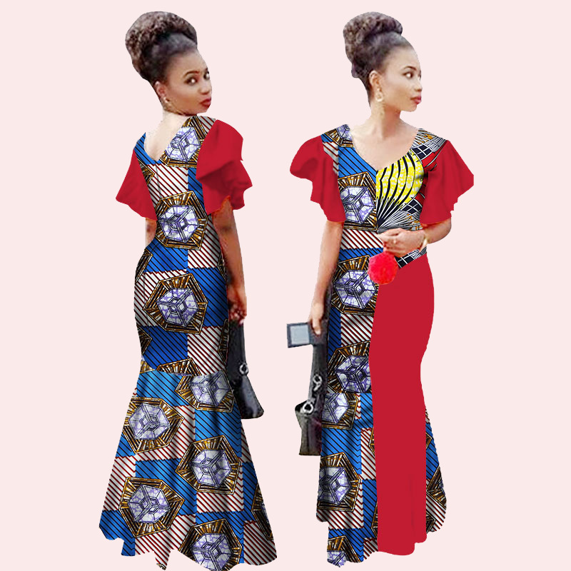 african dresses robe africaine african traditional dresses