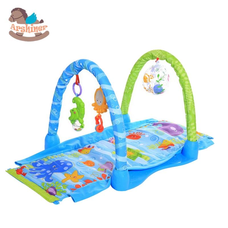 buy baby toy play mat game tapete infantil ocean. Black Bedroom Furniture Sets. Home Design Ideas