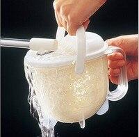 Kuchnia gotowanie narzędzia wielofunkcyjne urządzenie umyć ryż sita durszlak sitko ze stali nierdzewnej
