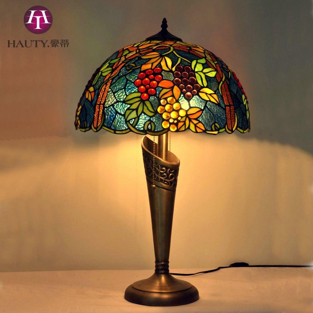 Ingrosso di Alta Qualità plastica lampade tiffany da grossisti ...