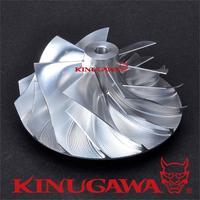 Kinugawa Billet Turbo Compressor Wheel for HOLSET HE561 & for Cummins 6.7L (86.9/127mm) 8+8 blade