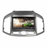 KLYDE 8 Separate 1 Din 8 Core Android 8.0 Car DVD Player 32GB For Chevrolet Capativa 2012 2016 Car Multimedia Player