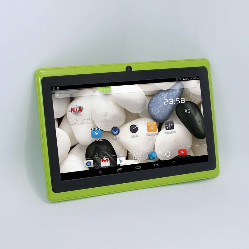 Tablet 7 inch tablet Quad Core Q88 Allwinner A33 Android 4 4 512MB 8GB 1024 600
