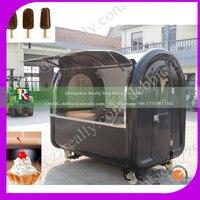 Alibaba china fornecedor carrinho de comida móvel/caminhão de hambúrguer