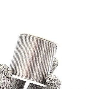 Image 5 - メカニック 500 グラムはんだシルク低温ロジンフラックス 0.5 0.6 0.8 1.0 ミリメートル低 Meltingl ポイントはんだワイヤはんだ錫 BGA 溶接