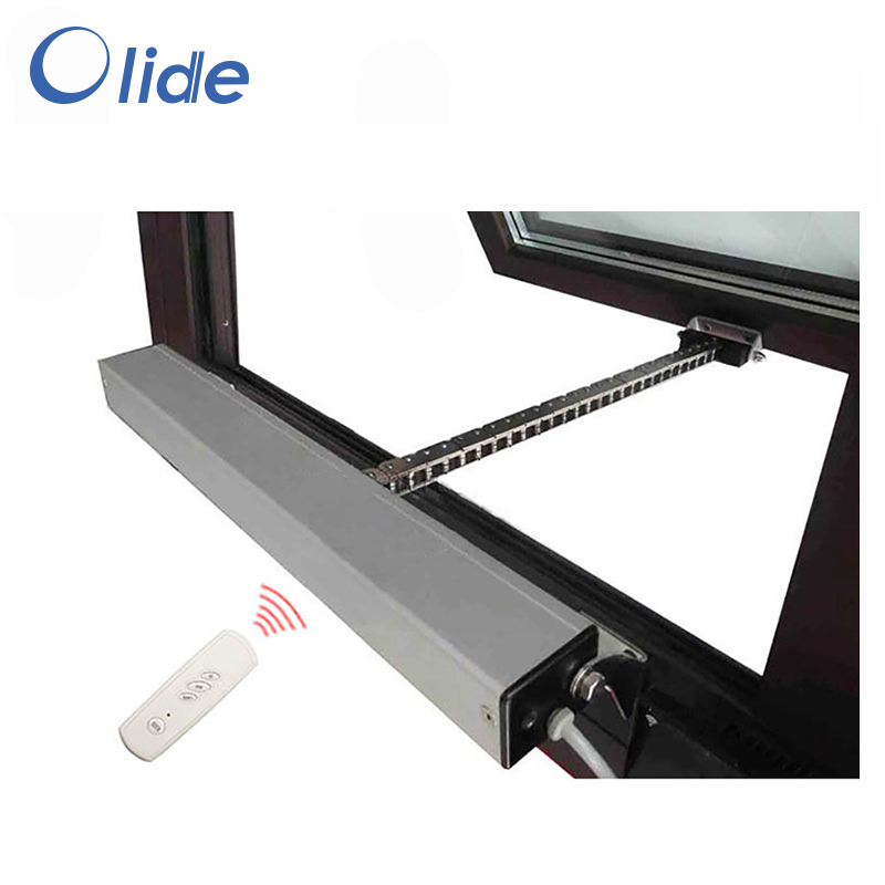 24 V DC 300mm Travel Distance Window Opening Mechanism(receiver+remote control are included)24 V DC 300mm Travel Distance Window Opening Mechanism(receiver+remote control are included)