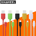 HAWEEL High Speed Charging Cable 35 Cores Micro USB Data Sync for iPhone, Galaxy, Huawei, Xiaomi, LG, HTC and other smart phones