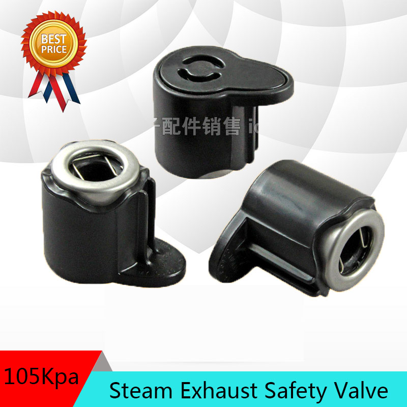 105Kpa PLS5011B PLS5011C Float Valve Relief Jigger Valve Drinkers Pressure Cooker Parts Universal Steam Generator hct005 best selling 8pcs pack 16x14x500mm 3k twill matte tubes rod boom 100% carbon fiber resin