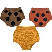 Трикотажные шорты для маленьких девочек трикотажные хлопковые шорты для маленьких мальчиков и девочек с оборками и 3 цветами шаровары для маленьких девочек