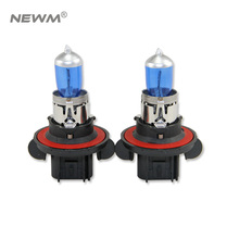 2 шт. галогенные лампы головного светильник s 12V Автомобильная противотуманная фара дальнего света лампы 880 881 H1 H3 H4 H7 H11 9004 9005 9006 9007 HB3 HB4 h15 9012 головная лампа