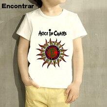Alice In Chains Baby Boys/Girl TShirt Kids Children
