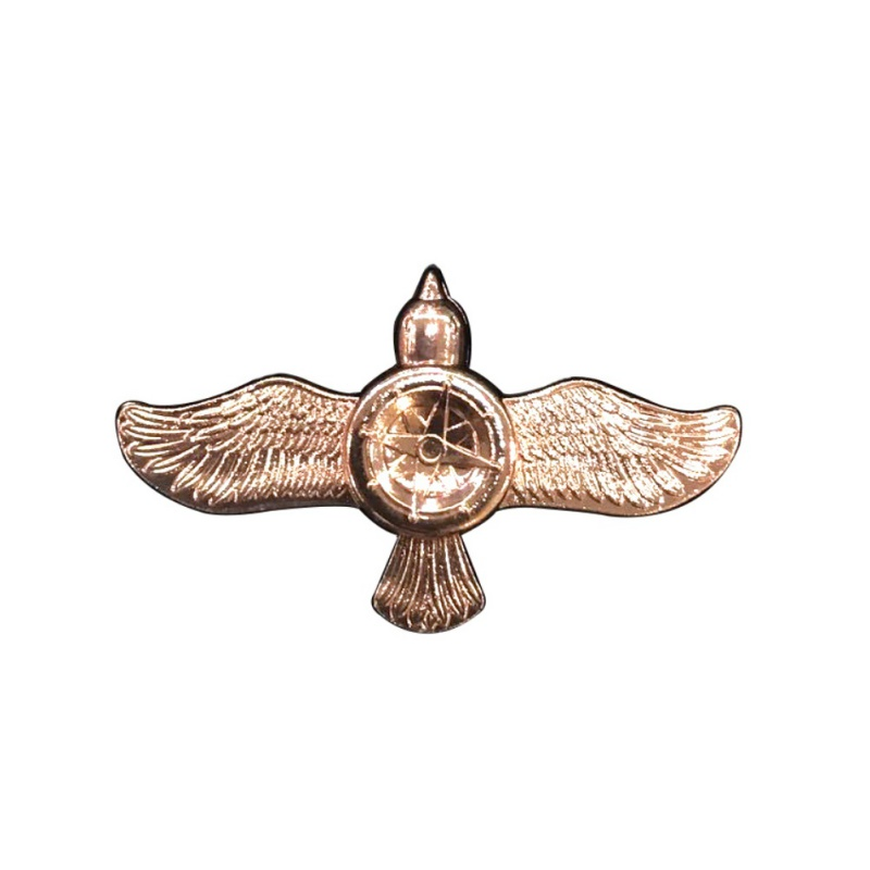 Finger Spinner Fidget Bird Metal EDC Hand For Autism ADHD Anxiety Stress Relief Focus Toys Gifts