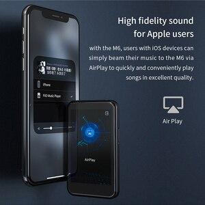 Image 3 - FiiO M6 Hi Res Bluetooth HiFi Music Portable MP3 Player USB DAC ES9018Q2C Based Android with aptX HD LDAC WiFi Air Play DSD