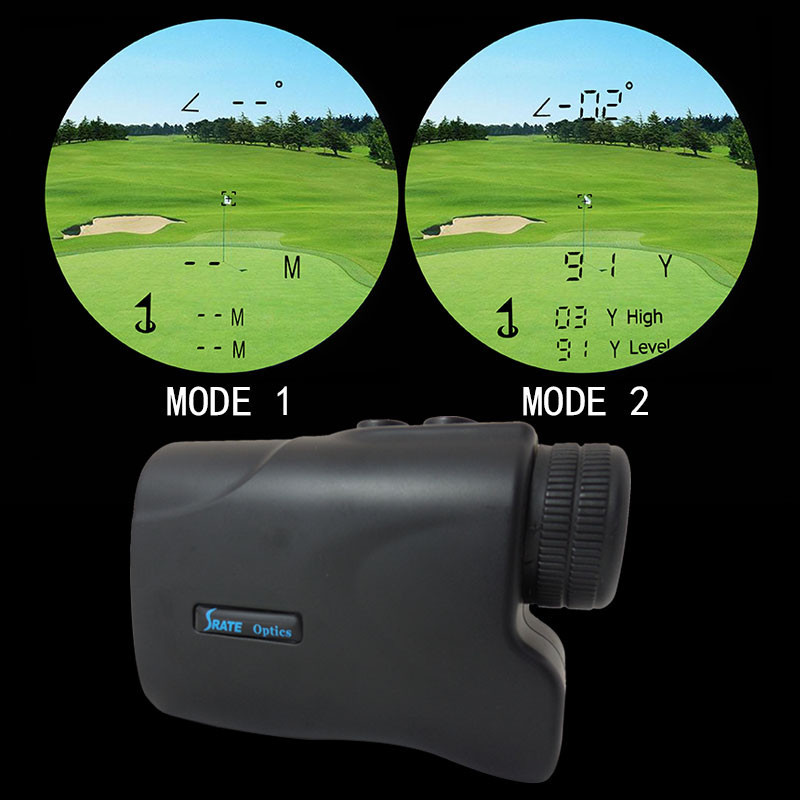 500M Hunting Laser font b Rangefinder b font Range Finder Golf Laser Angle Height Finder With