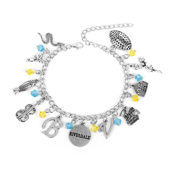 Riverdale Pop's Charm Bracelet