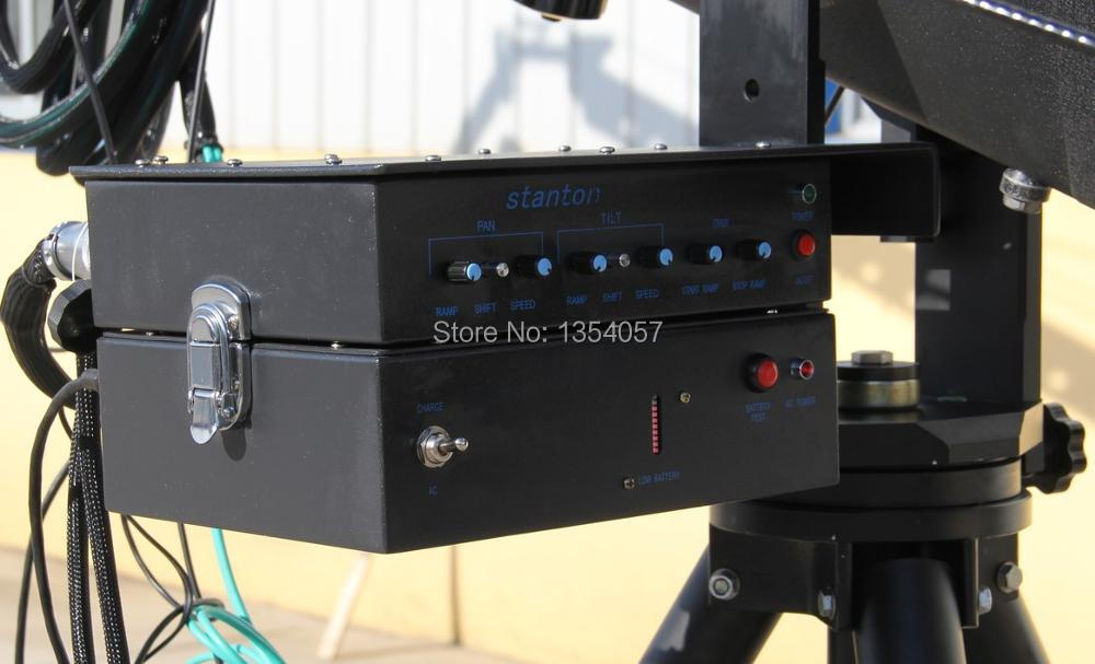 12 m 3 oxlu jimmy jib kran 16 mq yüklü motorlu başlıq yükləmə - Kamera və foto - Fotoqrafiya 2