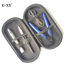 E XY 4 IN 1 Coil Tools Master Kit For E Cigarette RDA RBA RTA RDTA