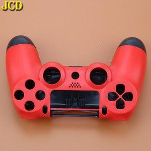 Image 5 - JCD poignée en plastique coque housse pour PS4 Pro mince contrôleur JDS 040 couvercle du boîtier avant coque arrière
