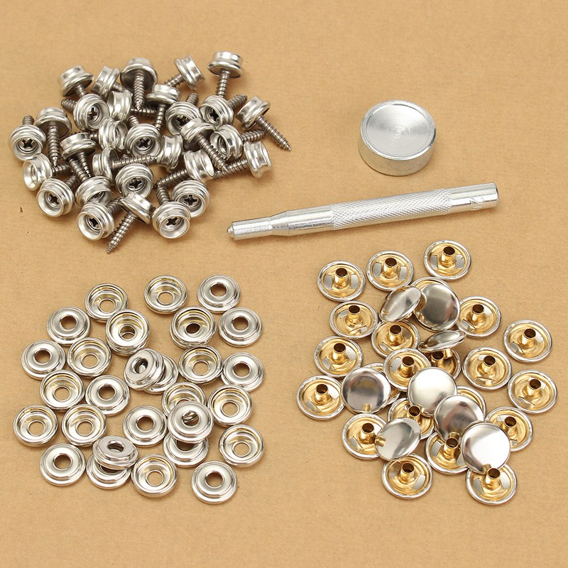 30set 10mm 5/8  Stainless Caps Sockets Snaps Fasteners Canopies Screw Studs Buckle With  sc 1 st  AliExpress.com & Popular Round Canvas Tent-Buy Cheap Round Canvas Tent lots from ...