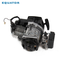 Motorcycle 43cc 47cc 49cc 2 STROKE ENGINE MOTOR MINI QUAD ROCKET POCKET BIKE