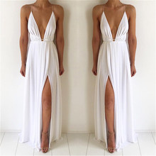 5f4c4a9b3a Popular Sexy Bridesmaid Dresses Long with Slit-Buy Cheap Sexy ...